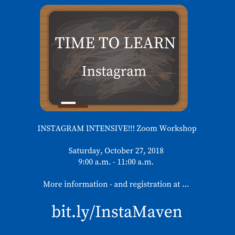 TIME TO LEARN - IG ZOOM